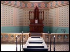 Kaple sv.Václava Vinohradské hřbitovy